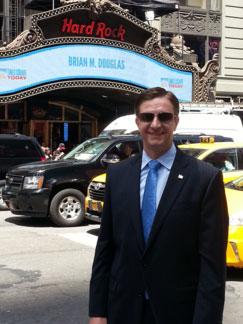 Attorney Brian Douglas